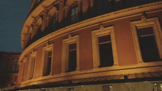 Royal Albert Hall In London : Stock Video