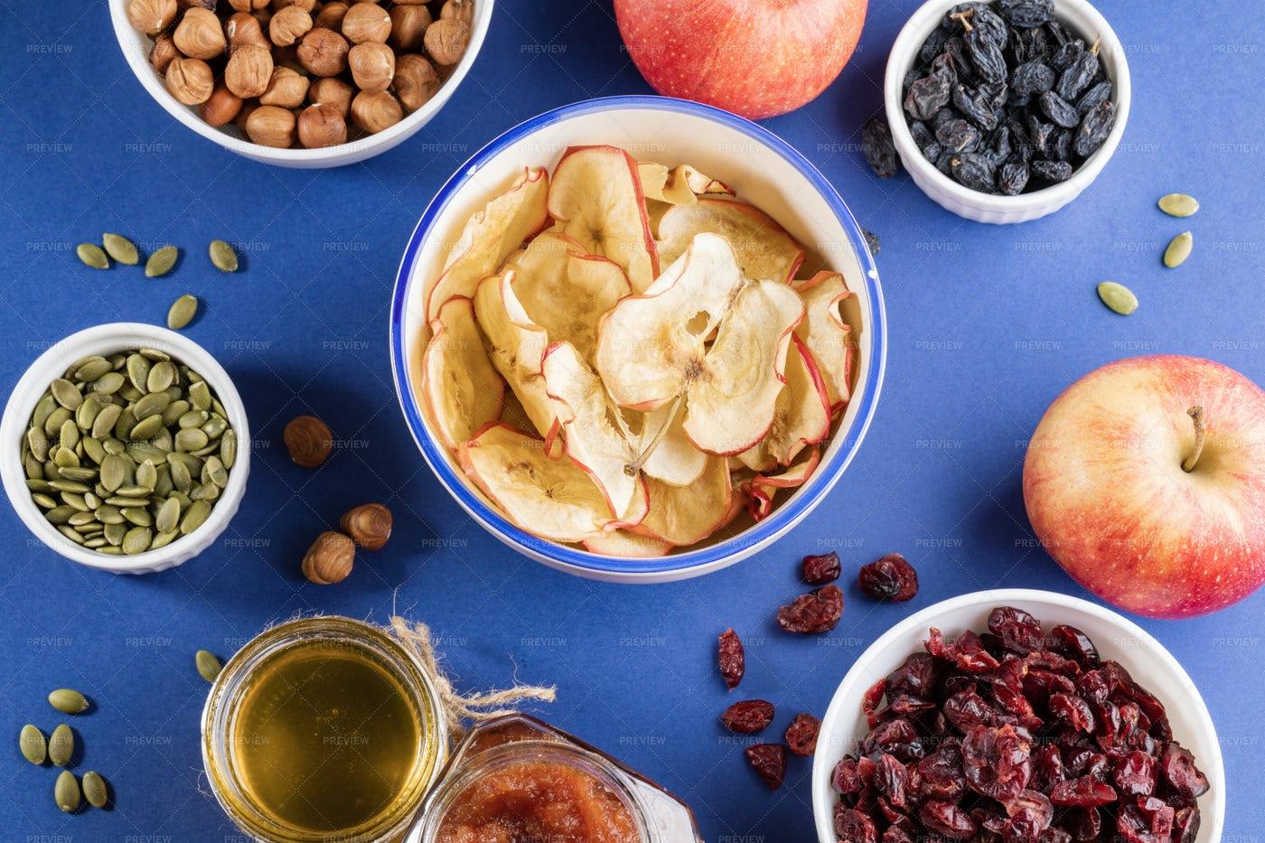 Healthy Snacks: Stock Photos