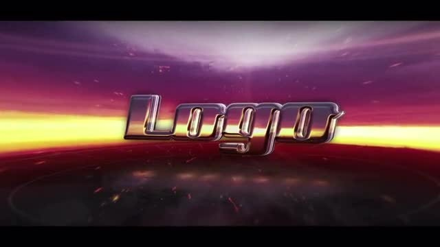 Panoramic Landscape Logo: After Effects Templates