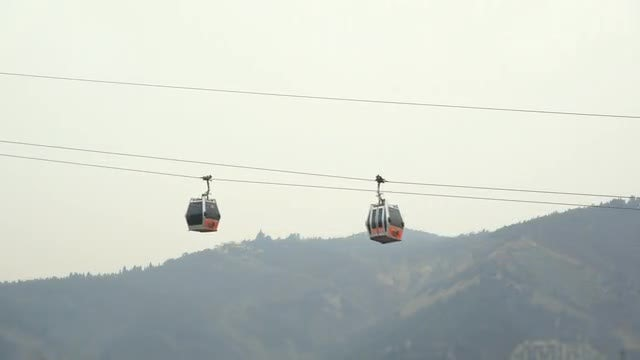 Cable Car: Stock Video