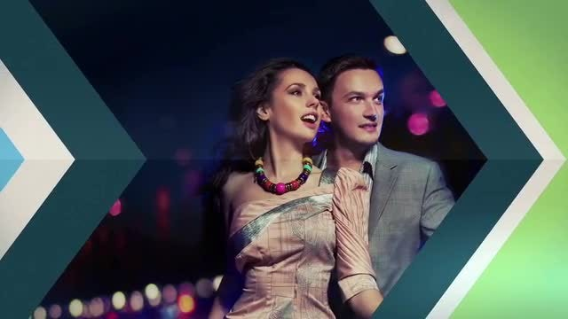 Arrow Slide: After Effects Templates