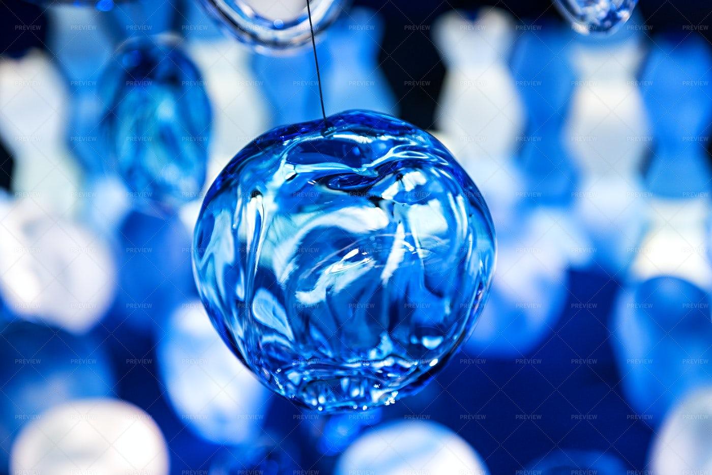 Clear Glass Ball: Stock Photos