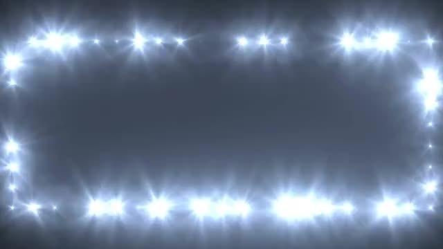 Flashing Lights Pack: Stock Motion Graphics