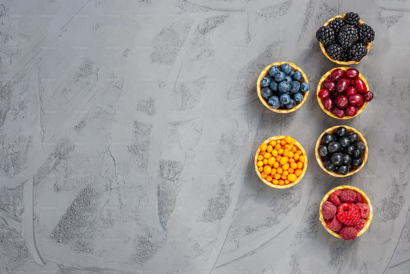 Colorful Berries: Stock Photos