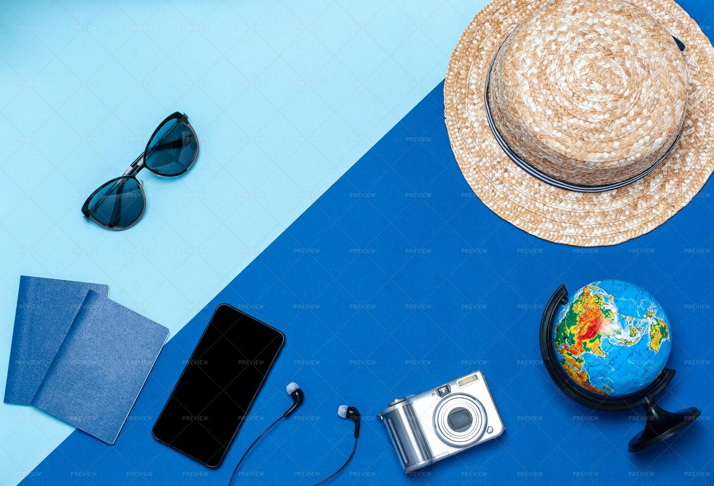 Travel Items: Stock Photos