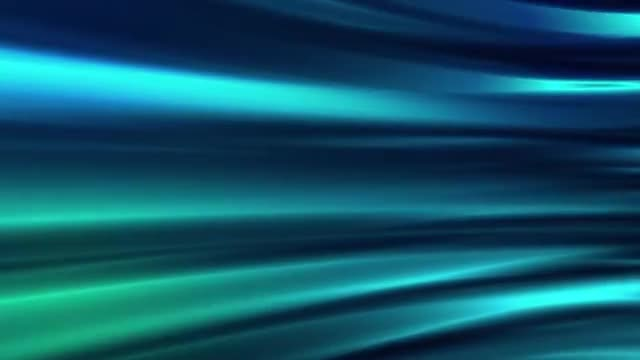 Blue Abstract Background: Stock Motion Graphics