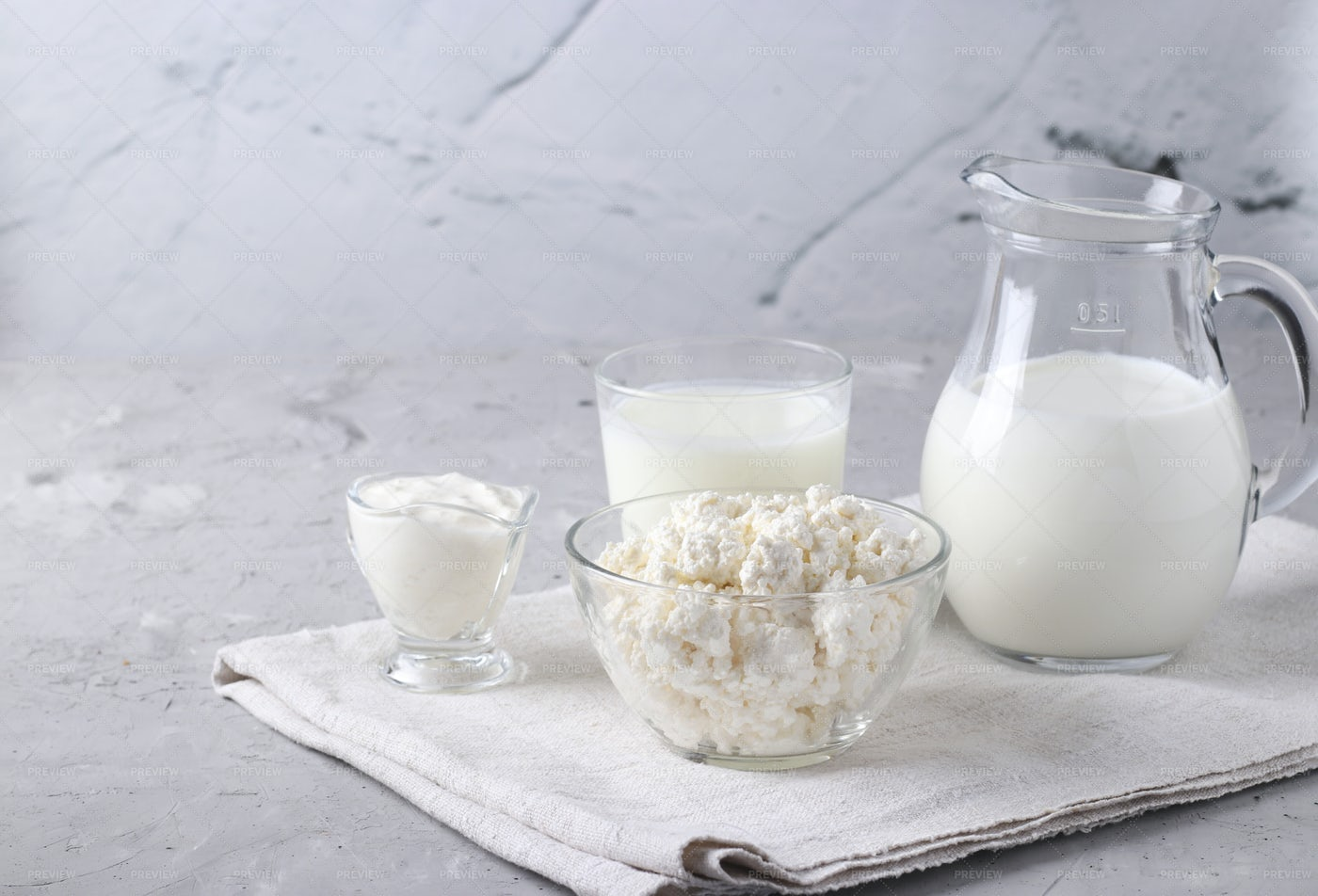 Dairy Products: Stock Photos
