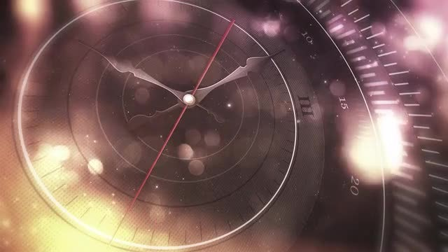 Magical Time: Stock Motion Graphics