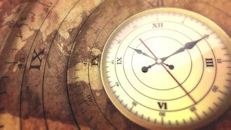 Gold Time: Motion Graphics