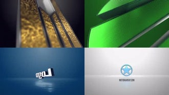 Corporate Rotatable Logo: After Effects Templates