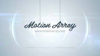 Hanging Logo Reveal: After Effects Templates