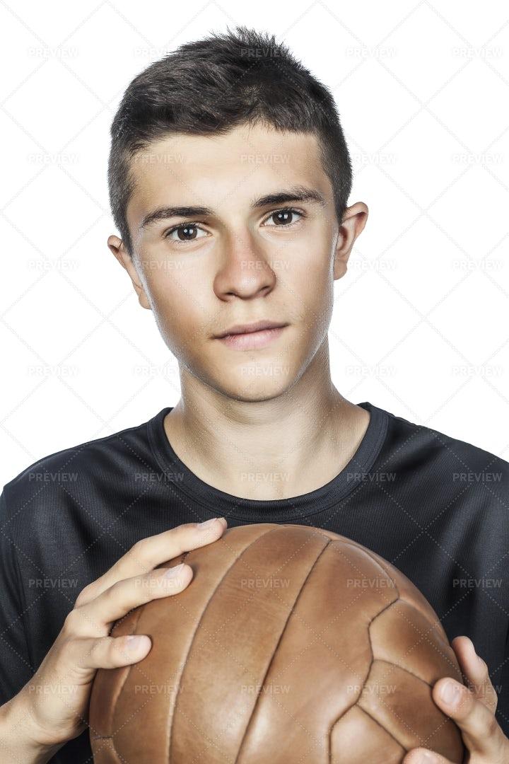 Soccer Player: Stock Photos