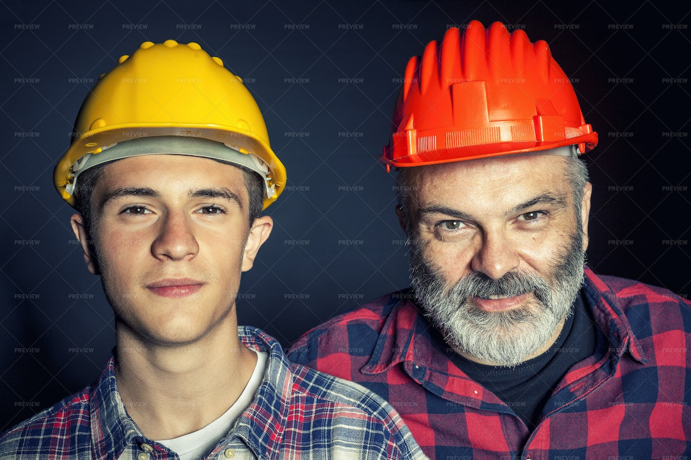 Father And Son: Stock Photos