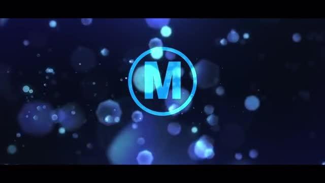 Bokeh Logo Reveal: Premiere Pro Templates