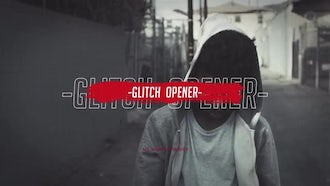 Modern Opener : After Effects Templates
