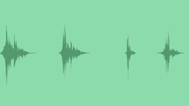 Metal Transition Effect: Sound Effects