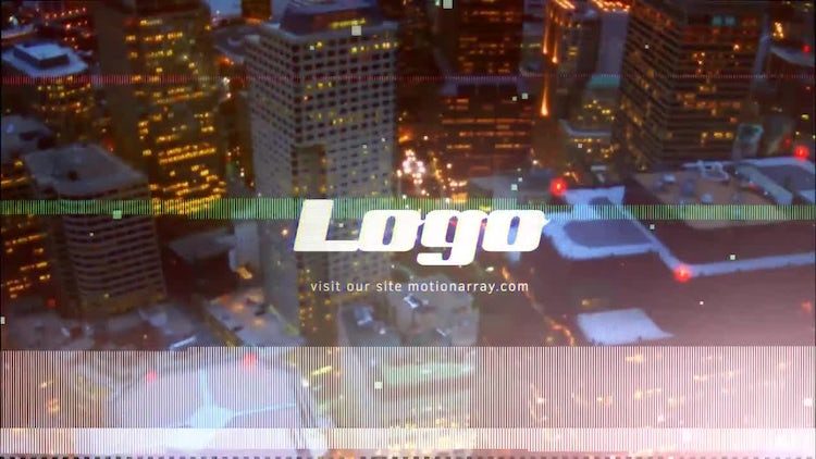 Bad TV Logo: After Effects Templates