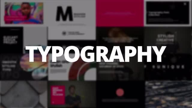 Smart Typography: Premiere Pro Templates