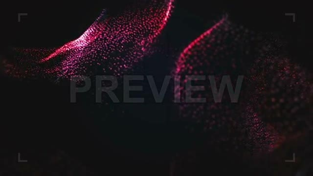 Abstract Wave Background: Stock Motion Graphics