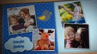 Kids Photo Album: After Effects Templates