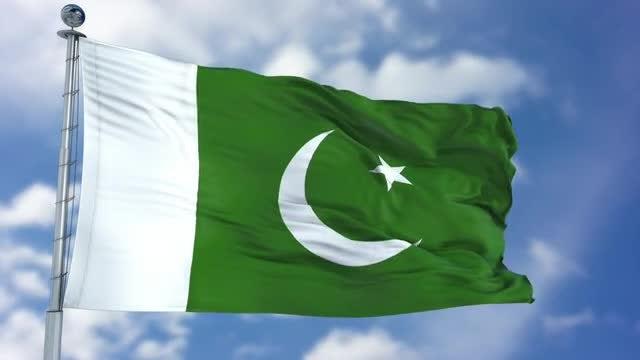 Pakistan Flag Animation: Stock Motion Graphics