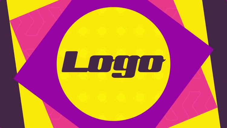 Color Logo Transition: After Effects Templates