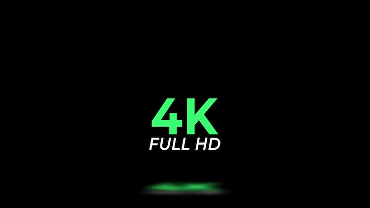 4K Kinetic Typography: After Effects Templates