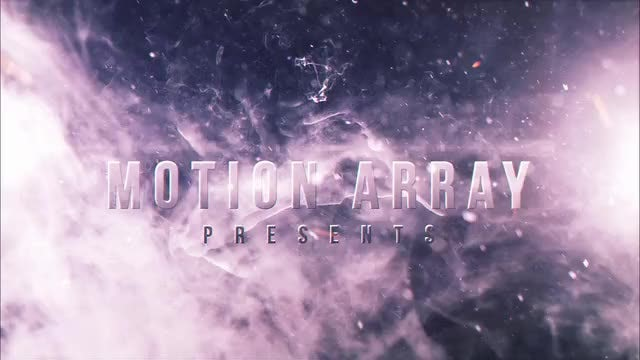 Cinematic Slideshow - Opener: After Effects Templates