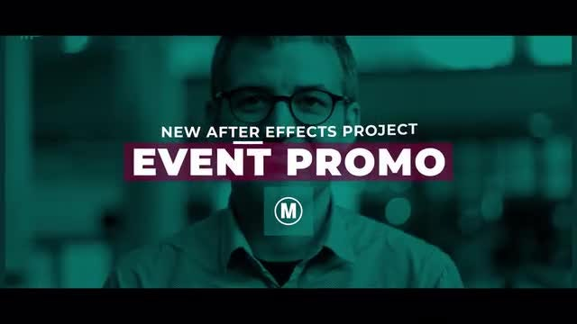 Event Promo: After Effects Templates