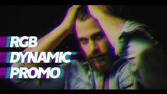 RGB Dynamic Promo: Premiere Pro Templates