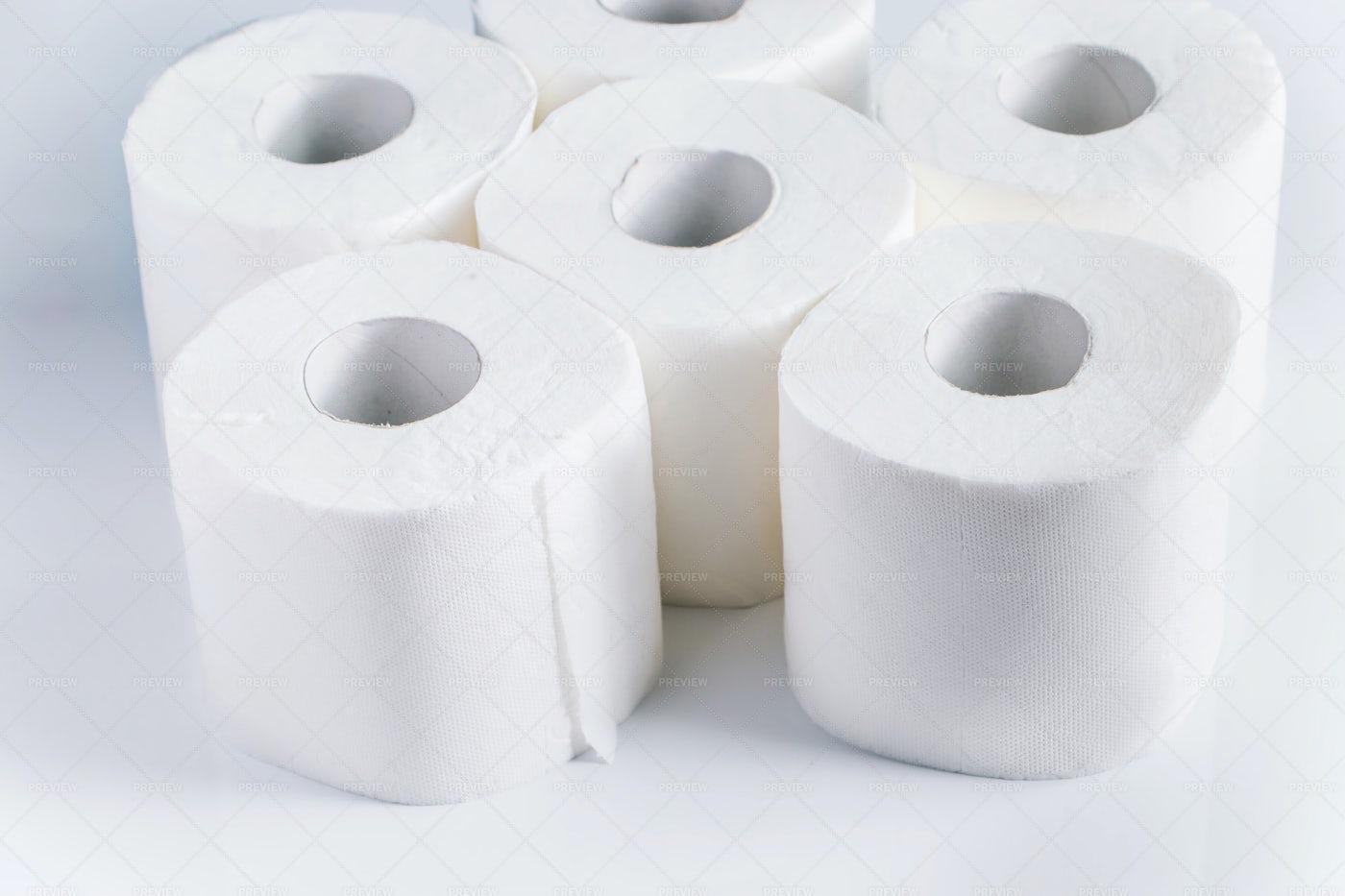 Toilet Paper: Stock Photos