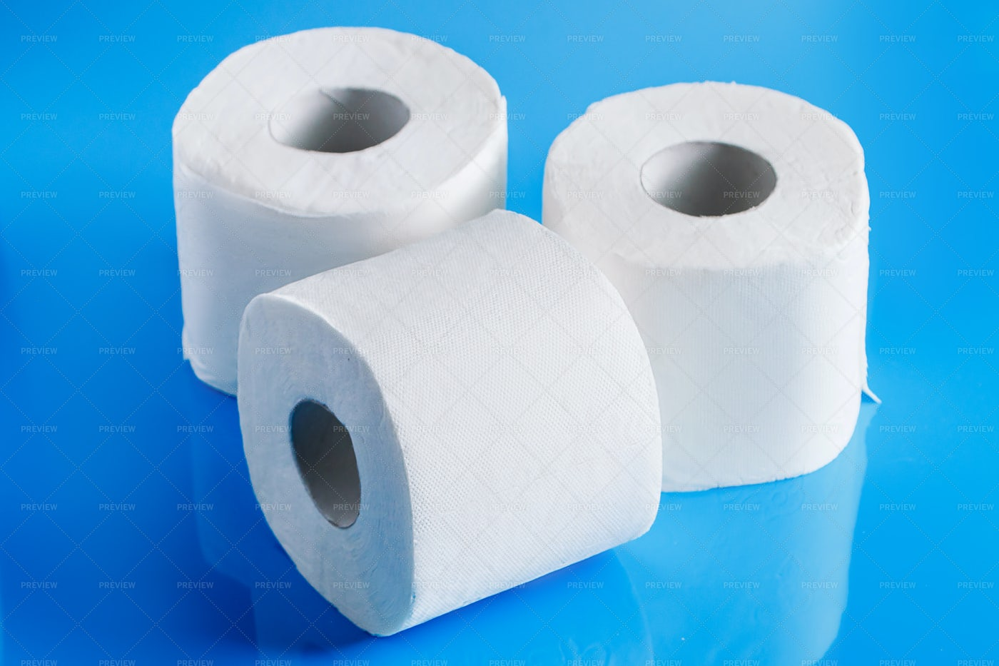 Rolls Of Toilet Paper: Stock Photos