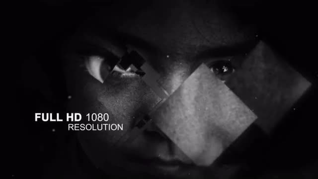 Square Slideshow: After Effects Templates
