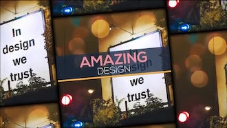 Filmstrip Slideshow: After Effects Templates