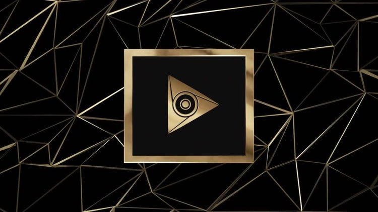 Gold Fashion Slideshow : After Effects Templates
