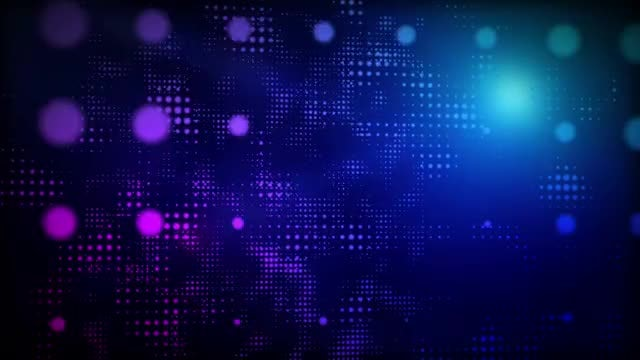 Party LED Modern Background: Stock Motion Graphics