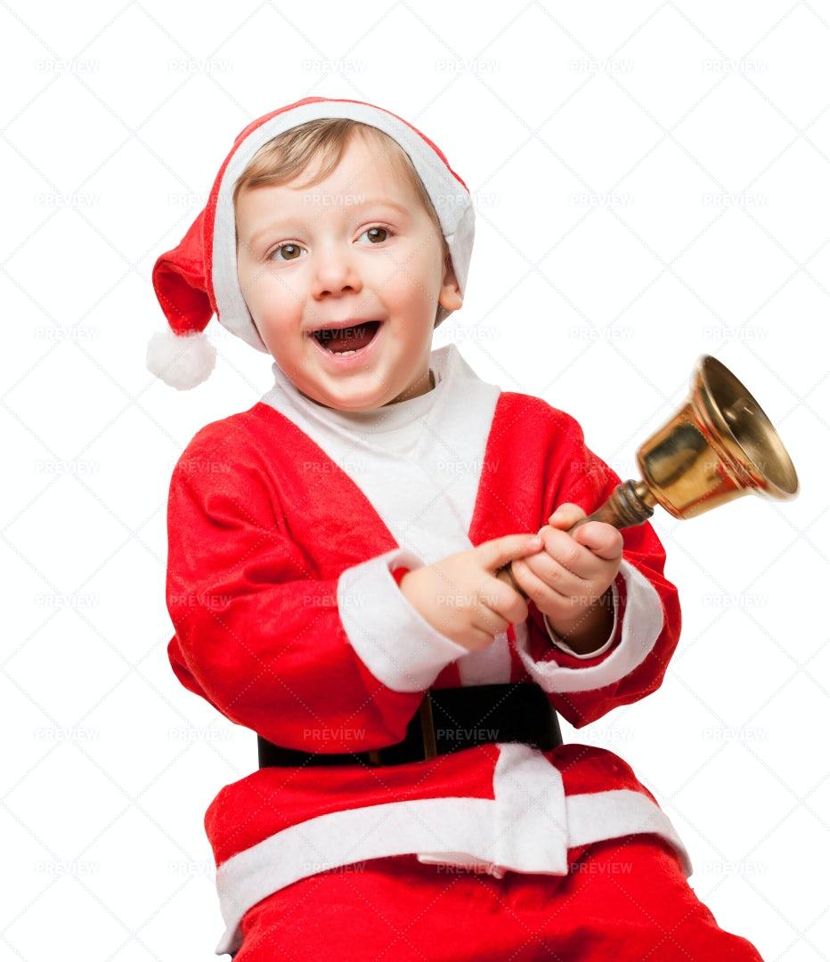 Christmas Costume: Stock Photos