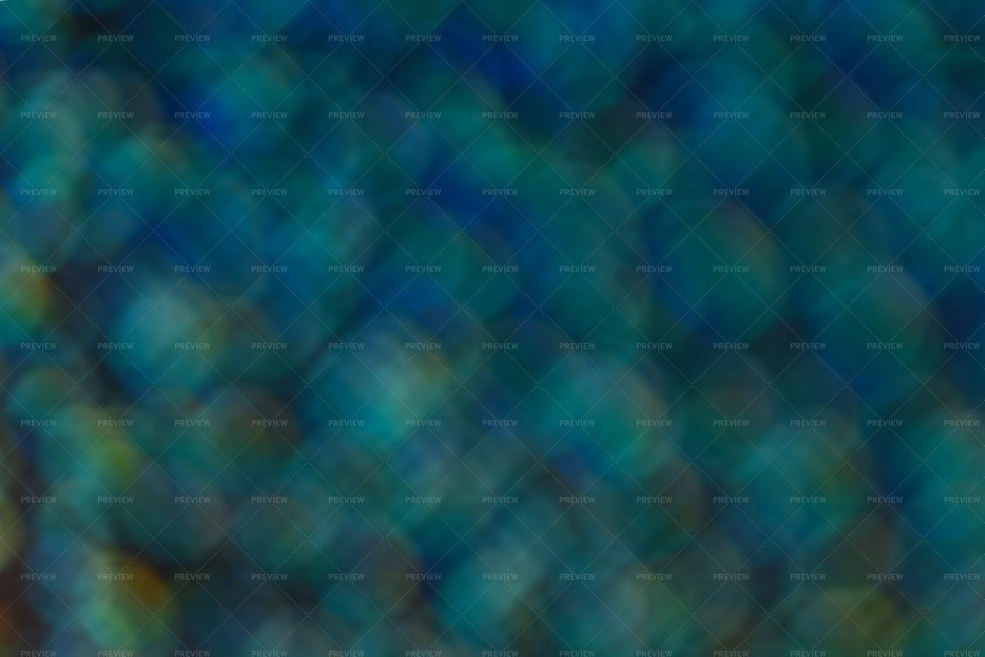 Blue Bokeh Background: Stock Photos