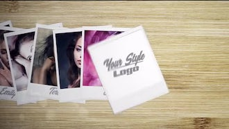 Photo on Table 4K: After Effects Templates