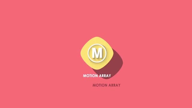 Flat Logo Animations: After Effects Templates