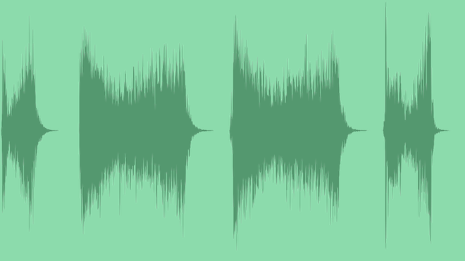 Tension Builder Pack: Sound Effects