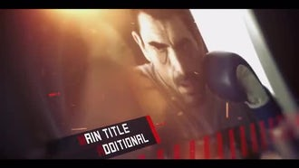 Sport Motivation Promo: After Effects Templates