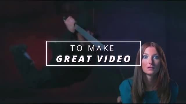 Fast Modern Slideshow: After Effects Templates
