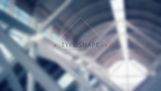 Typoshape Title Pack: After Effects Templates