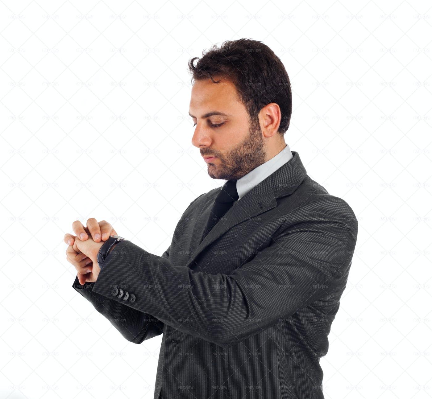 Businessman: Stock Photos