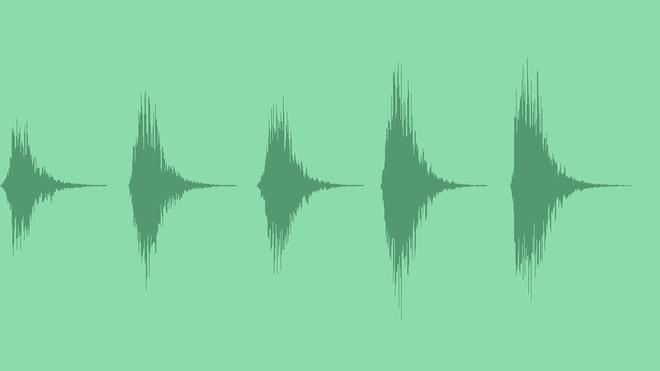 Frightening Whoosh SFX: Sound Effects