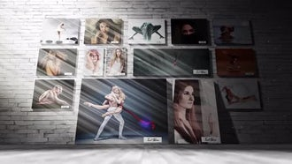 Photo Gallery 4K: After Effects Templates