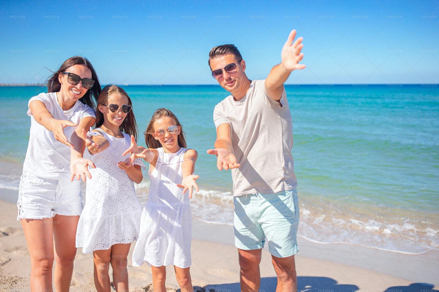 Family Vacation Photo: Stock Photos