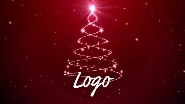 Christmas Tree: After Effects Templates