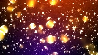 Gold Glitters: Stock Motion Graphics